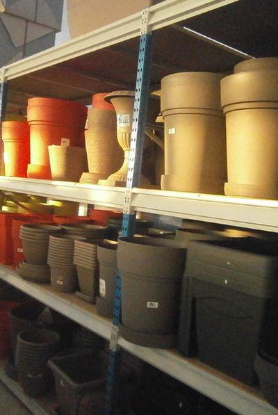 Serres Pussemier - poterie